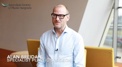 Alan Breidahl – Why did you want to become a Plastic Surgeon?