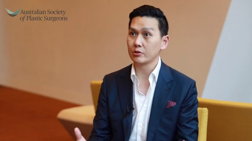 Julian Liew – Why Did You Want To Become a Plastic Surgeon?