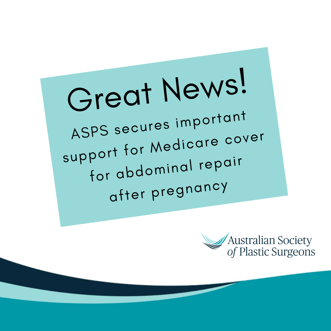 MSAC recommends abdominal repair surgery for postpartum women to be covered by Medicare after a campaign by mothers and surgeons